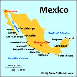 Ensenada Is A Coastal City In Mexico The Third Largest In Baja California Lying 78 Miles South Of San Diego On The Baja California Peninsula